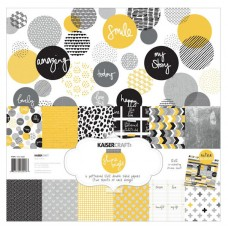 Scrapbooking Paper Pad - Shine Bright