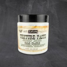 Clear Crackle Texture Paste - 250ml