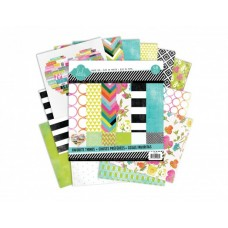 Scrapbooking Paper Pad - Heidi Swapp - Favourite Things