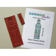 Town House Stamps -  Dutch Town House