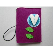 Plumb cover with heart flower design
