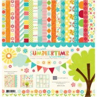 Sweet Summertime Collection Kit