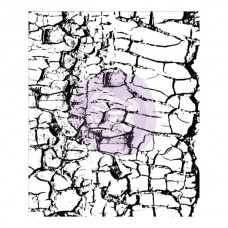 Clear Background Stamp - Crackle