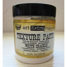 White Crackle Texture Paste - 250ml