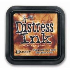 Distress Ink - Vintage Photo