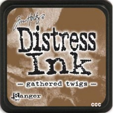 Distress Ink - Gathered Twigs