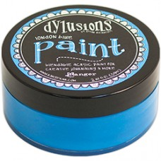 Dylusions Paint - London Blue