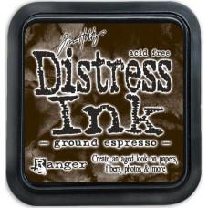 Distress Ink - Ground Espresso