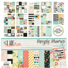 I Am Collection Kit by Simple Stories