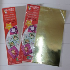 Mirror Paper - Gold