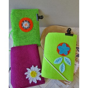 Felt Notebook Covers